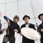 Drumblebee Quatuor Beat