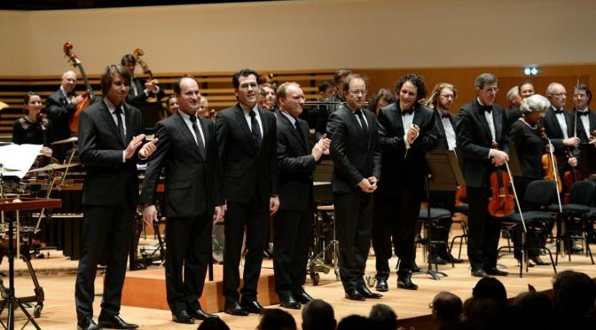 Guillaume Connesson nominé aux Victoires de la musique pour Cythère!